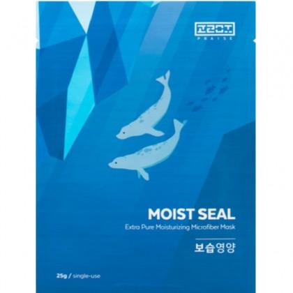 Moist Seal Extra Pure Moisturizing Microfiber Mask 25g
