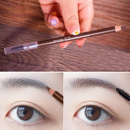 DONTHINKSO Brush & Eye Brow Pencil 350-201