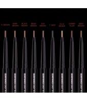 DONTHINKSO Rotating Eyebrow Pencil + Soft Brush