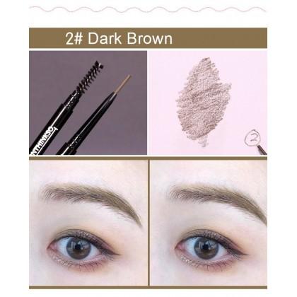 DONTHINKSO Rotating Eyebrow Pencil + Soft Brush 350-202