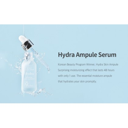 9wishes Hydra Skin Ampule Serum 25ml