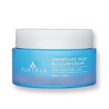 Puripia Snowflake line snow blossom cream 50ml