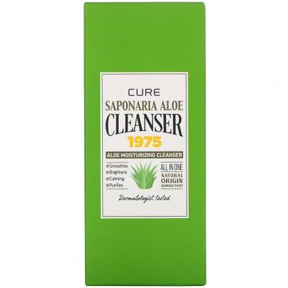 CURE Saponaria Aloe Cleanser 125ml