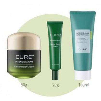 CURE Intensive Barrier Relief Cream 50g