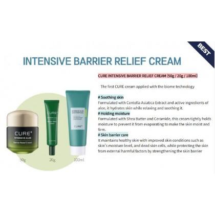 CURE Intensive Barrier Relief Cream 100ml