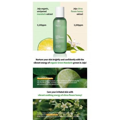JEJUON Cuthera Green Mandarin Toner 150ml