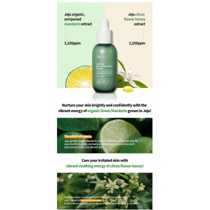 JEJUON Cuthera Green Mandarin Serum 45ml
