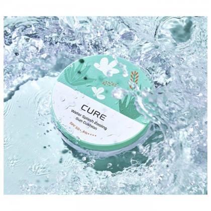 CURE Water Splash Cooling Sun Cushion 25g