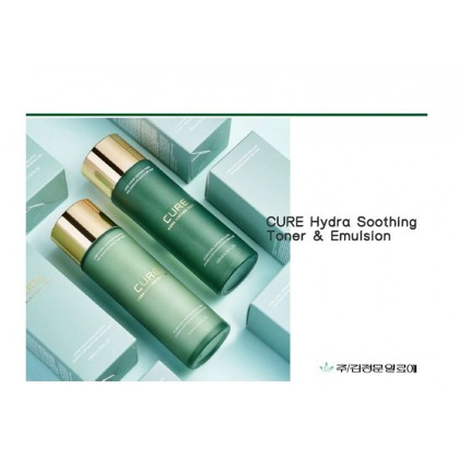 CURE Hydra Soothing Toner 130ml