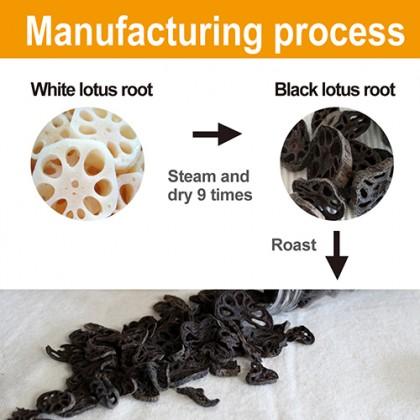 [GNTea] Black Lotus Root Tea 80g (Expiry 2022-07-24)