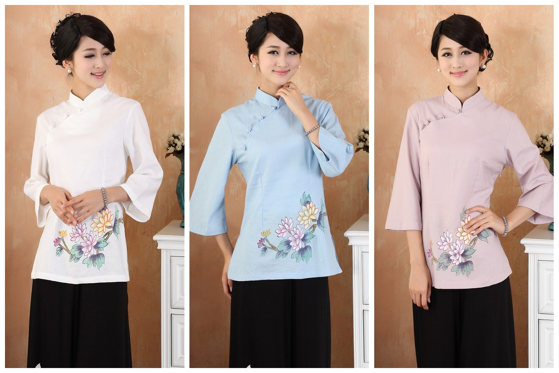 Lady Short Sleeve Top